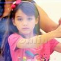 Suri Cruise Attends CMA Art Class In NYC