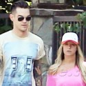 Ashley Tisdale And Christopher French Spend The Weekend Together