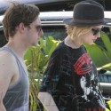 Evan Rachel Wood Shows Off Her Baby Bump