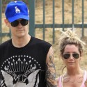 Ashley Tisdale Hikes With Boyfriend In Short Shorts