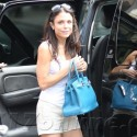 Bethenny Frankel Grabs Lunch In NYC