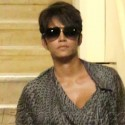 Halle Berry Hides Her Baby Bump During Doctor's Visit