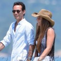 Marc Anthony Hits St. Tropez With Rich Girlfriend