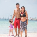 Mario Lopez And Family Vacation In Mexico