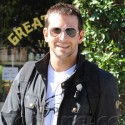 Biker Boy Bradley Cooper Is All Smiles Outside SoulCycle Gym