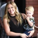 Hilary Duff Gets All Dolled Up For Mommy And Me Class