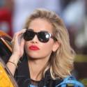 Rita Ora Shoots DKNY Ad