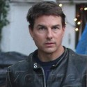 Tom Cruise Lunches With Mystery Woman