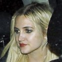 Ashlee Simpson And Evan Ross Go To Bar Aventine