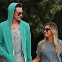 Ashley Tisdale Shows Of Her New Engagement Ring