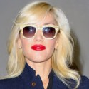 Gwen Stefani And Her Family Move Through LAX