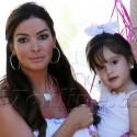 Celebs Attend Mario Lopez's Daughter's Birthday