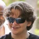 Prince Jackson Stops By The Gas Station