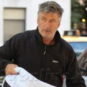 Alec Baldwin Spotted Out With Newborn Daughter And Wife