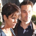 Pregnant Halle Berry And Olivier Martinez On Date Night
