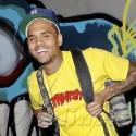 Chris Brown Puts His Graffiti In West Hollywood