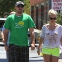 Britney Spears And David Lucado Go On A Lunch Date