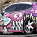 Chris Brown Adds More Monsters To Porsche