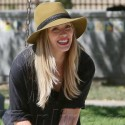 Hilary Duff Works Out Then Spends Time With The Family