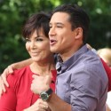 Kris Jenner Chats With Mario And Maria