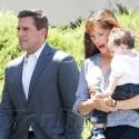 Jennifer Garner Shoots Her New Movie In Calabasas