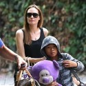 Angelina And The Kids Enjoy Their Labor Day Vacation