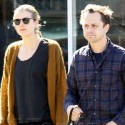 Giovanni Ribisi And Wife Agyness Deyn Grab Brunch