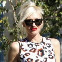 Pregnant Gwen Stefani Looks Fierecer Than Ever In Jumpsuit