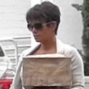 Halle Berry Is Ready To Pop And Craving Donuts