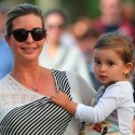 Ivanka Trump Spends The Day With Her Husband And Daughter