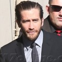 Jake Gyllenhaal Is A Greasy Boy At Jimmy Kimmel