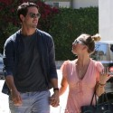Newly Engaged Kaley Cuoco And Ryan Sweeting Are So In Love!