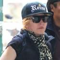 Madonna Takes Her Family To Kabbalah