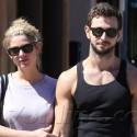 Ashley Greene Grabs Food With New Boyfriend