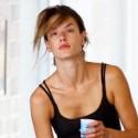 Alessandra Ambrosio Goes To Yoga Class