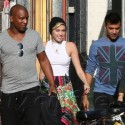 Miley Cyrus Visits Coffee Shop In Amsterdam