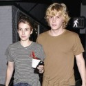 Emma Roberts And Evan Peters Pack On PDA While Getting Ice Cream