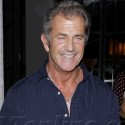 Mel Gibson Is All Smiles After Dinner At Laurel Hardware