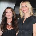 Brandi Glanville And Lisa Vanderpump Dine At Villa Blanca