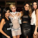 Miley Cyrus And Kardashian Girls Go Hard In Vegas