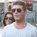 Simon Cowell Makes An Appearance At <em>Jimmy Kimmel</em>