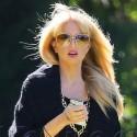 Rachel Zoe Runs Errands In Beverly Hills