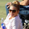 LeAnn Rimes And Brandi Glanville Give Each Other Cold Shoulder At Son's Soccer Game