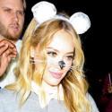 Disney Darlings Choose Makeshift Costumes