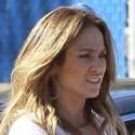 Jennifer Lopez And Casper Smart Meet Up For Lunch