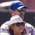 LeAnn Rimes And Eddie Cibrian Spend Their Day On The Soccer Field