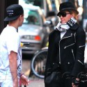 Madonna Is A Total Material Girl At Kabbalah Service With Children