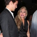 Adrienne Maloof Parties At Bootsy Bellows With New Boy Toy