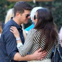 Robin Thicke And Paula Patton Bring Son Julian To The Pumpkin Patch