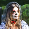 Sandra Bullock And Her Son Head To A Halloween Party